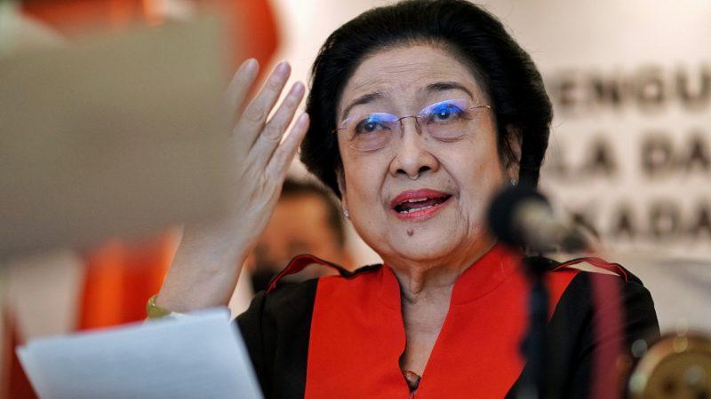 Ketua Umum PDI Perjuangan, Megawati Soekarno Putri (foto: PDI Perjuangan)