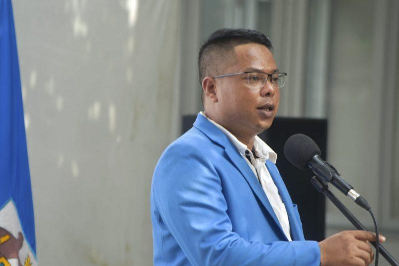 Ketua DPD KNPI Kabupaten Tasikmalaya, Nana Sumarna (istimewa)