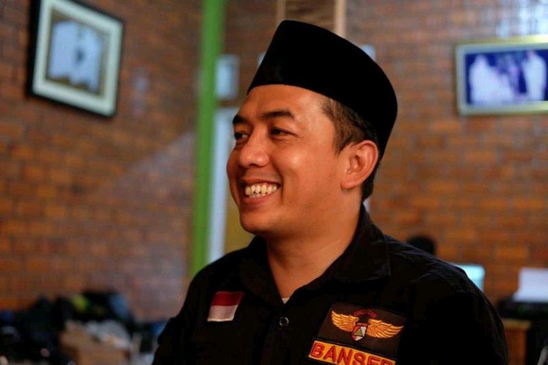 Kepala Satuan Koordinasi Wilayah Banser NU Jawa Barat, Yudi Nurcahyadi (foto: dok.pri)